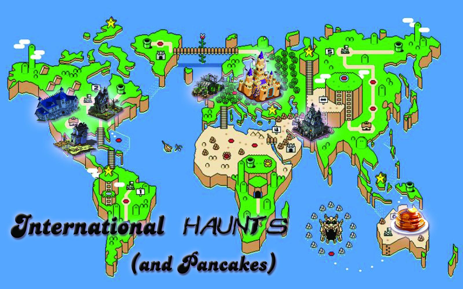 International Haunts