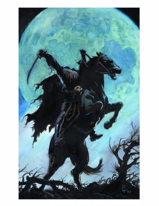 Episode 56: The Legend of Sleepy Hollow