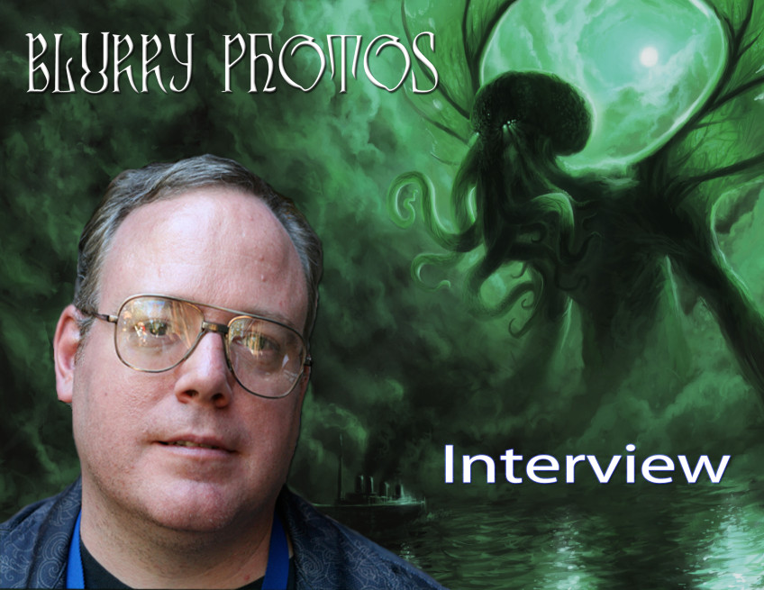 Episode 67a: The Cthulhu Mythos with Kenneth Hite