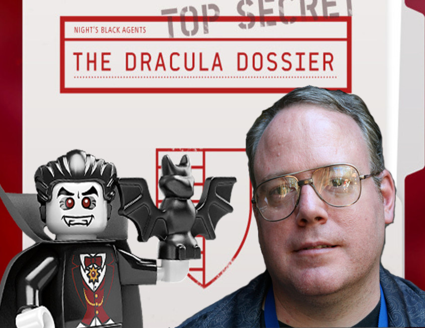 Episode 97: The Dracula Dossier with Kenneth Hite