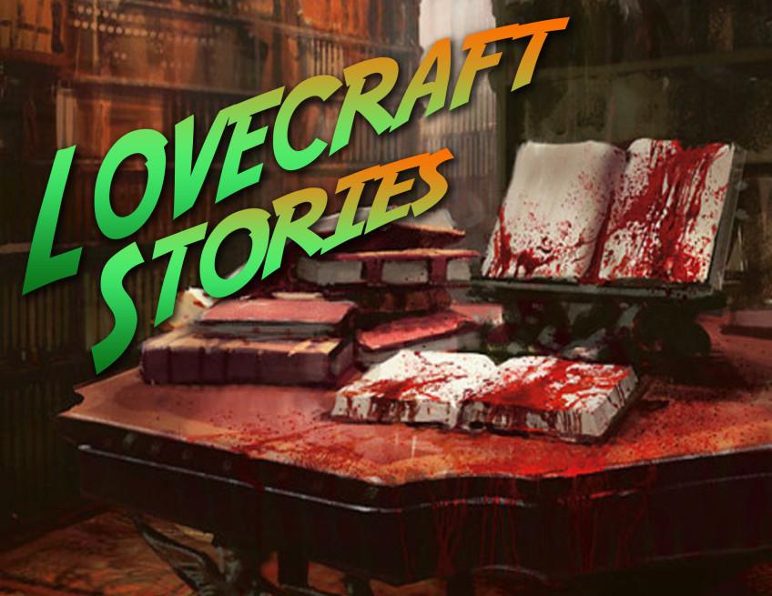 BP Bonus: Lovecraft Stories