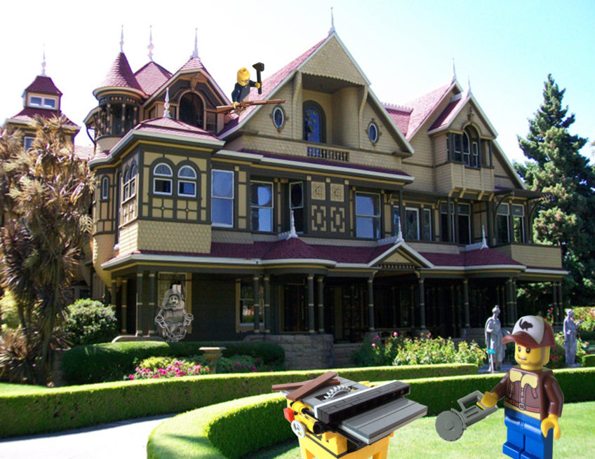 Episode 148: The Winchester Mystery House