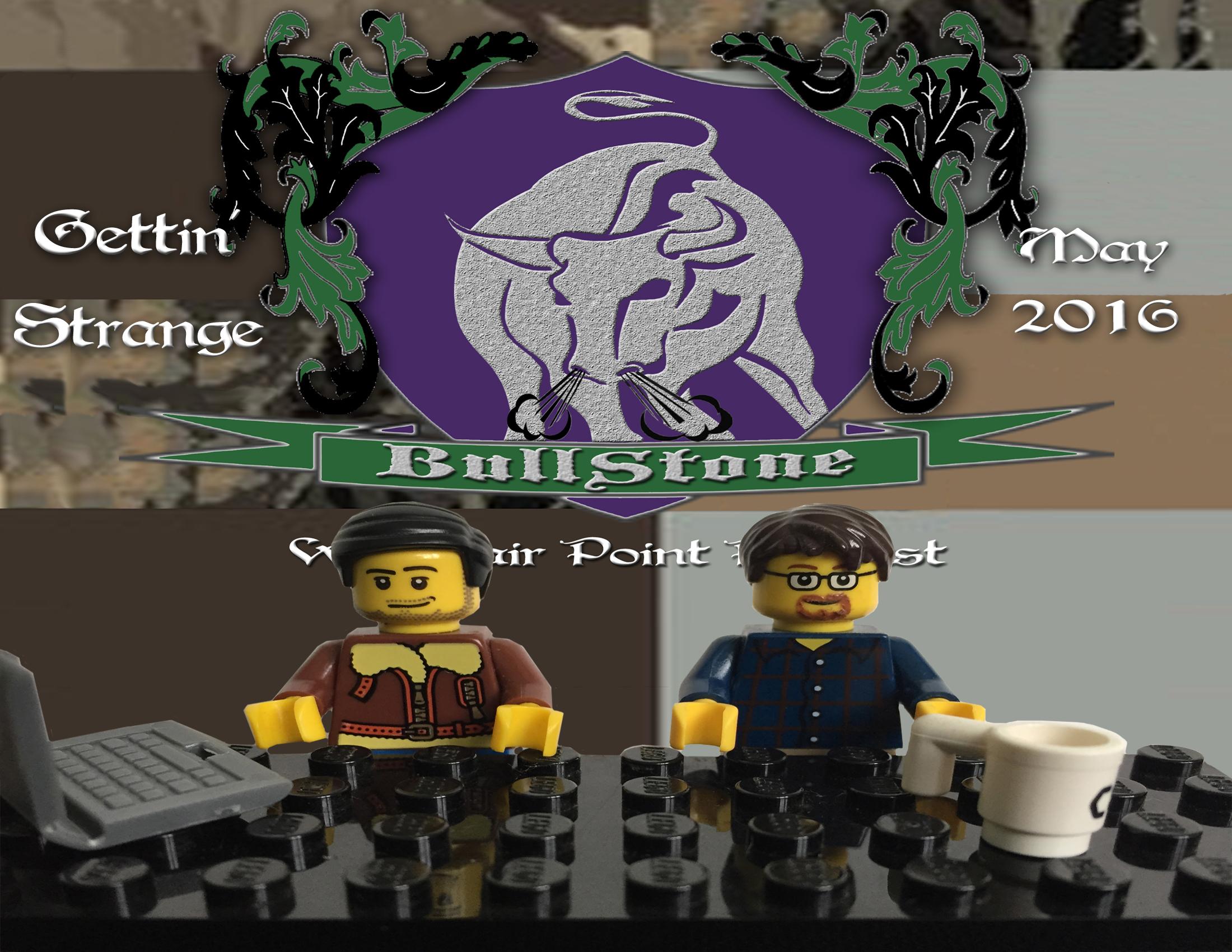 BullStone 17: Fair Point Podcast, May 2016