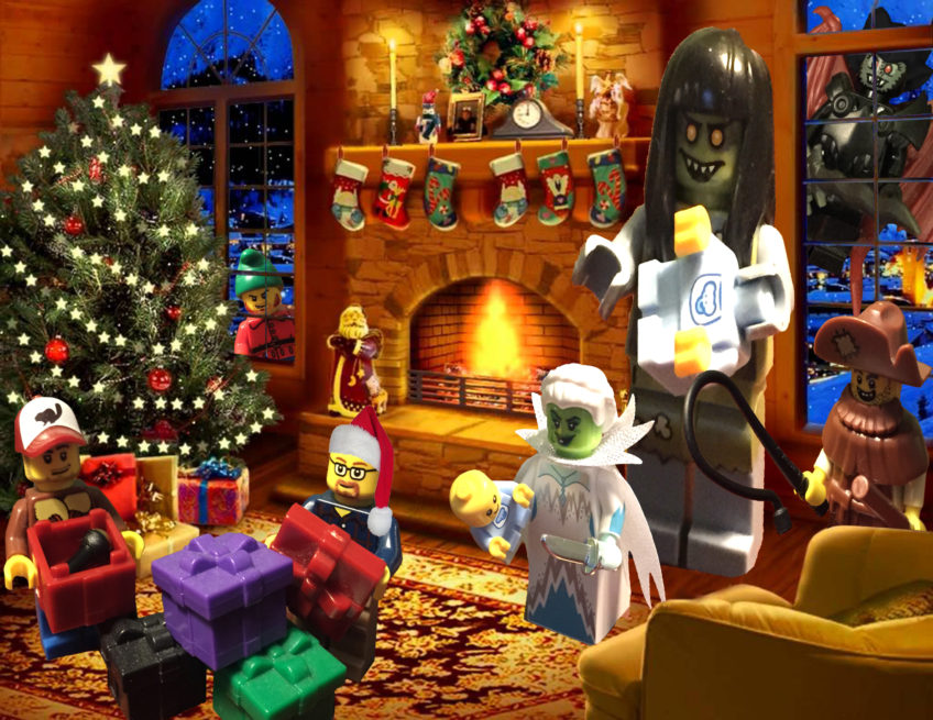 Ep 172: Christmas Monsters