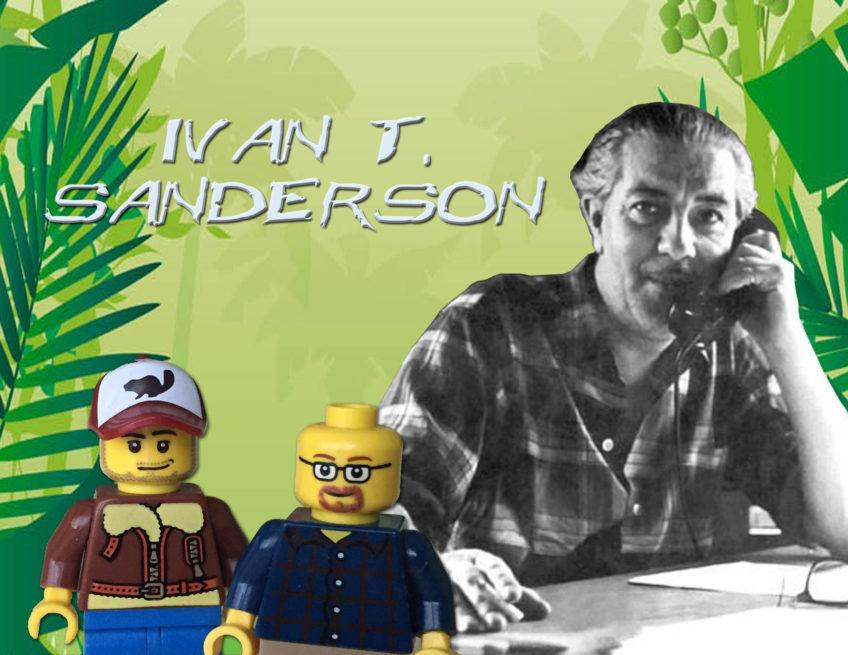 Ep 181: Ivan T Sanderson