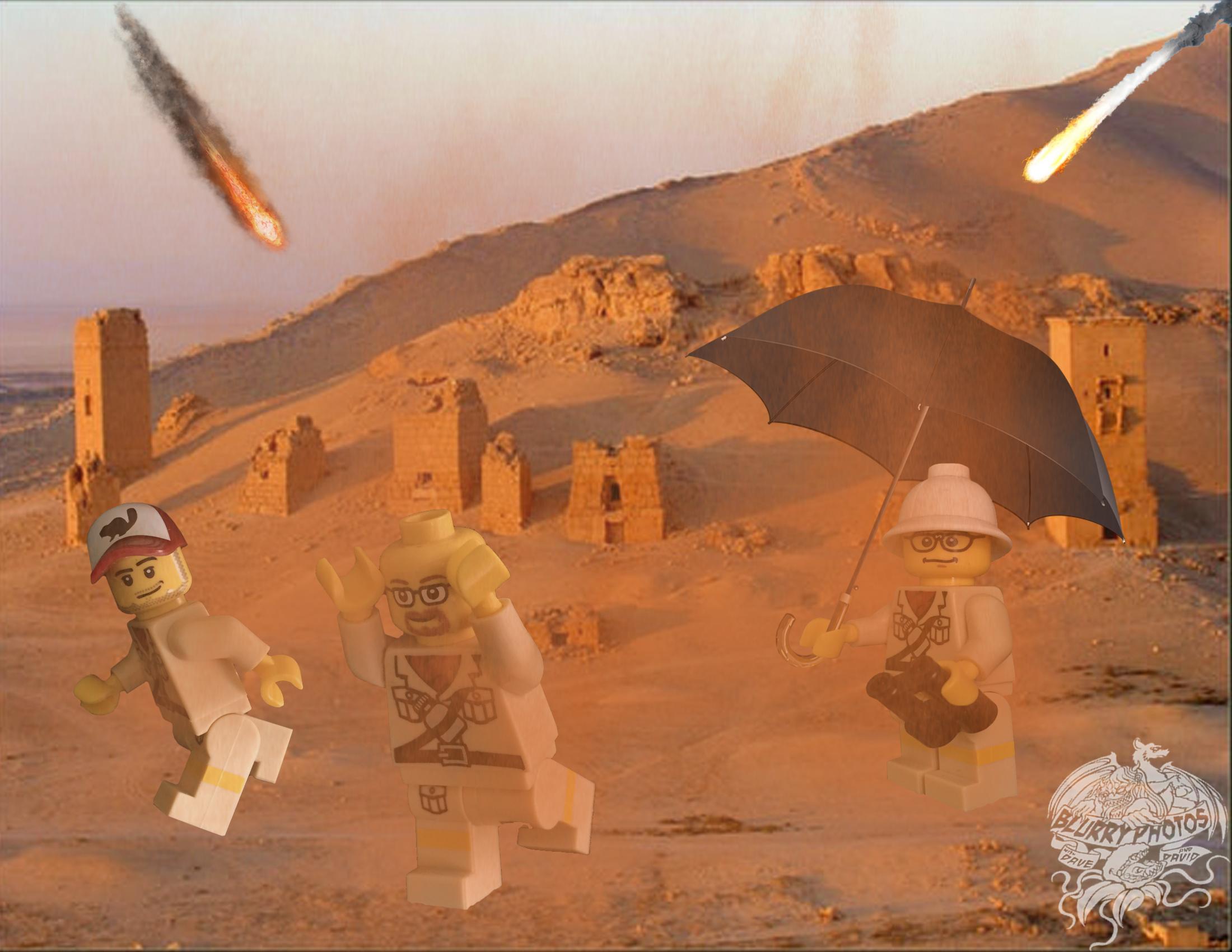 Lost Desert Cities