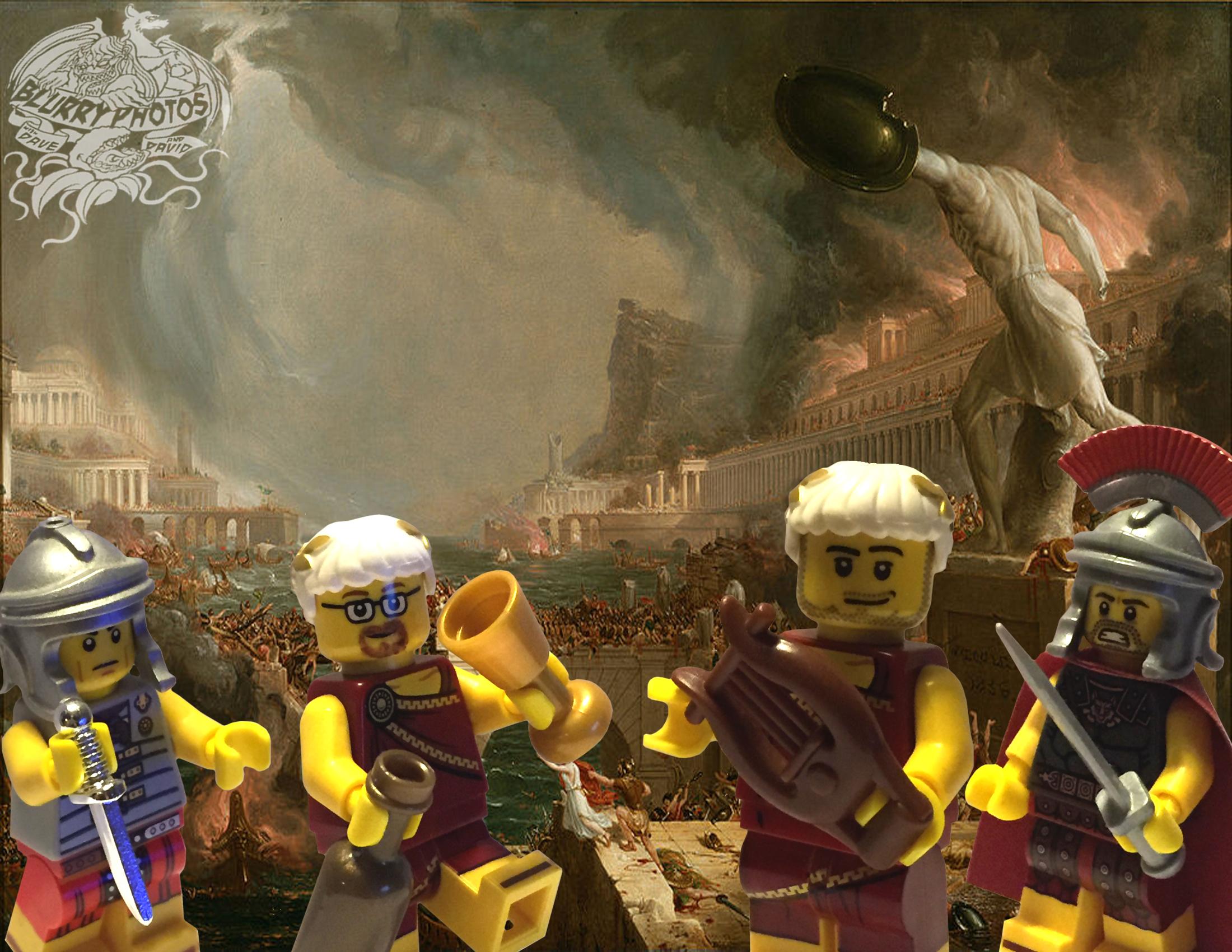 Mad Roman Emperors