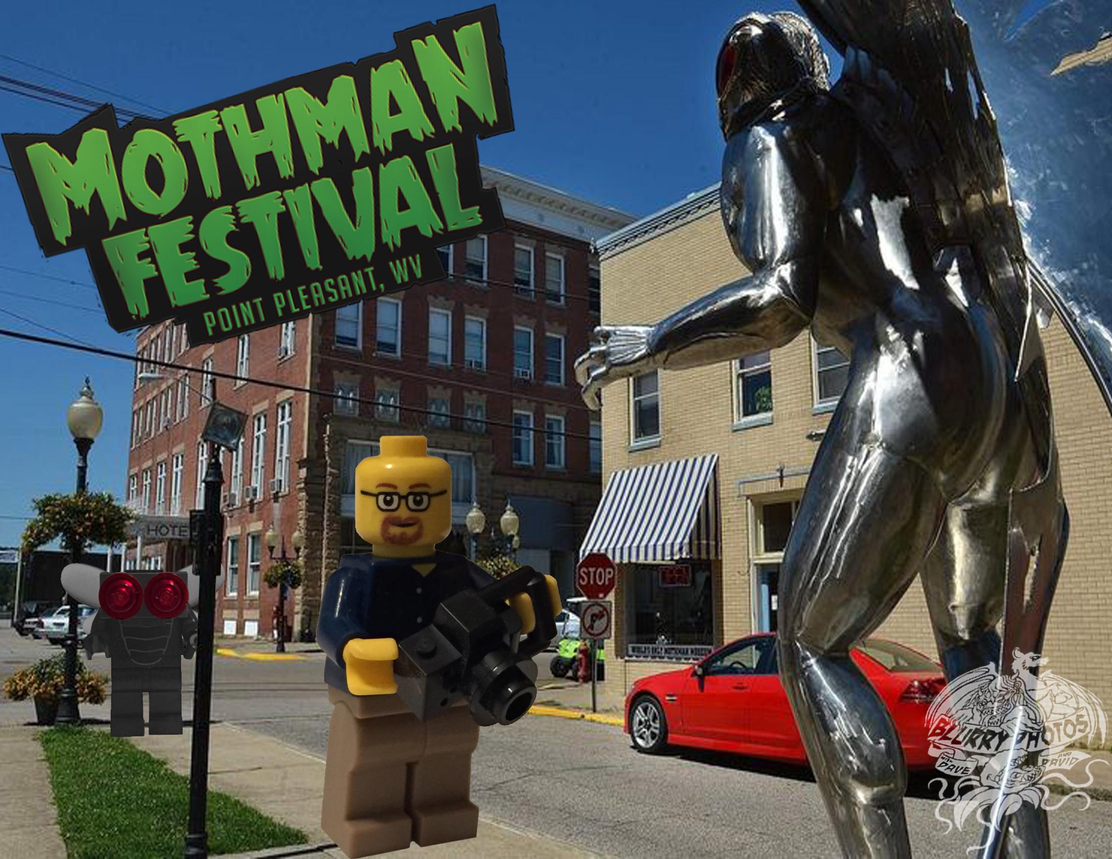 Mothman Festival 2017